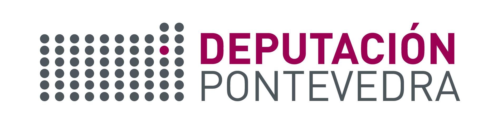 Resultado de imagen de logo diputacion pontevedra